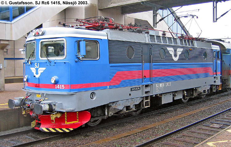 SJ Rc6 1415