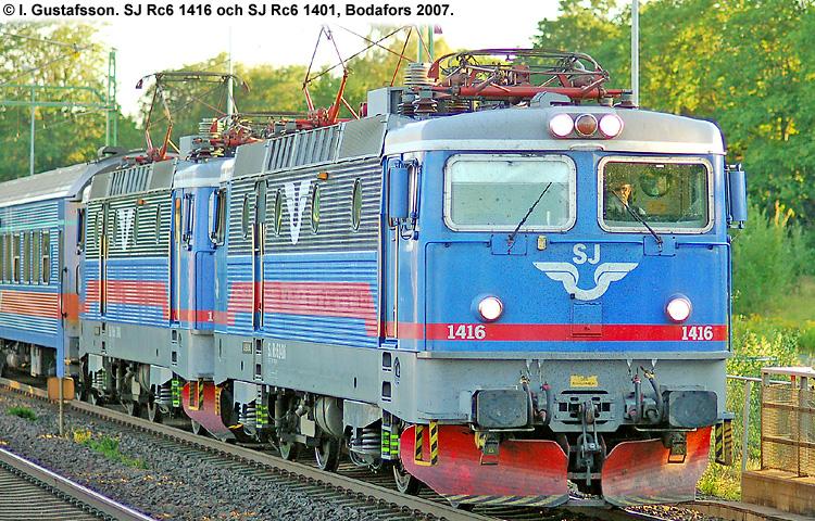 SJ Rc 1416