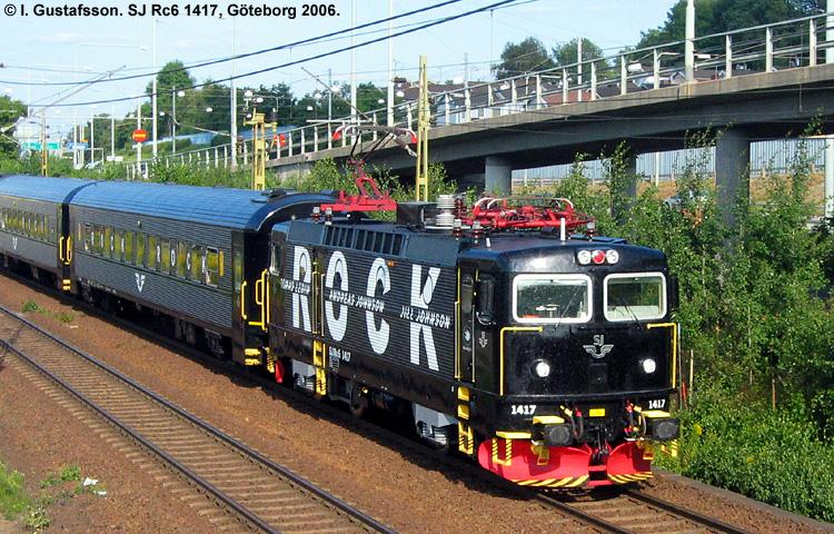 SJ Rc6 1417