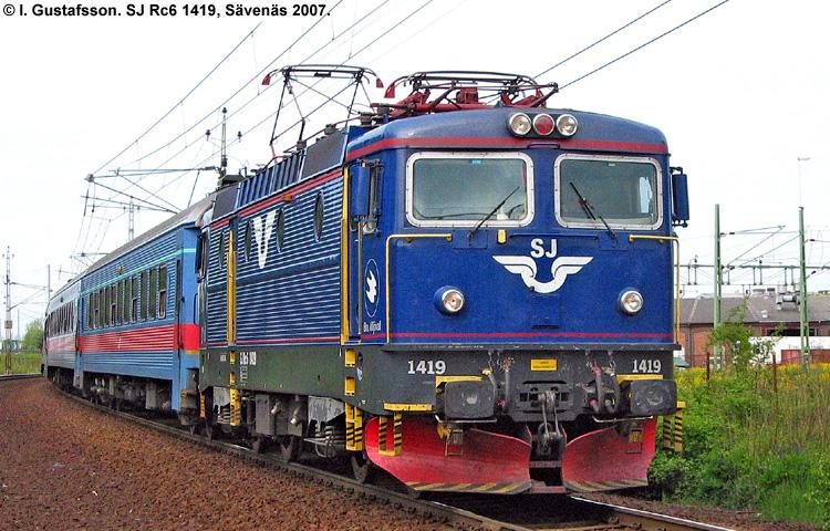 SJ Rc 1419