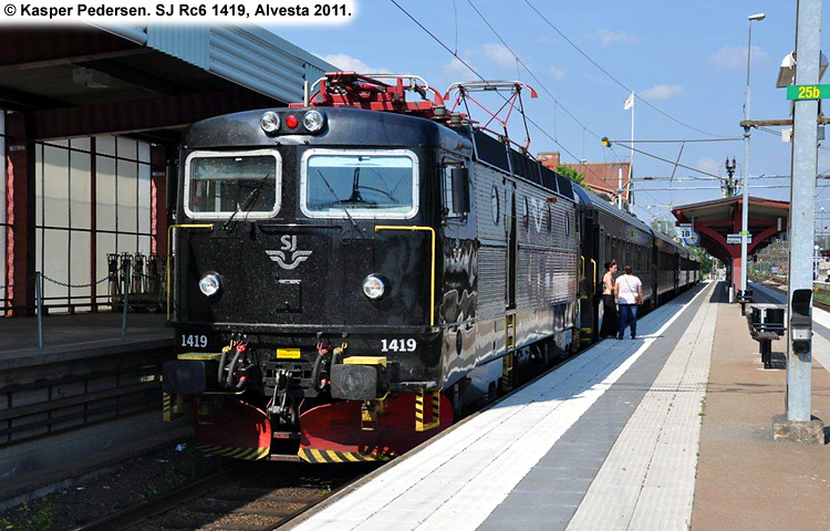 SJ Rc6 1419