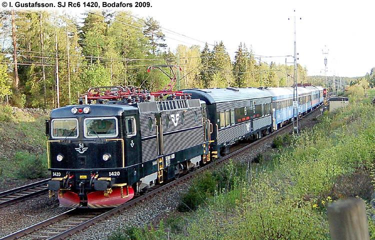 SJ Rc 1420