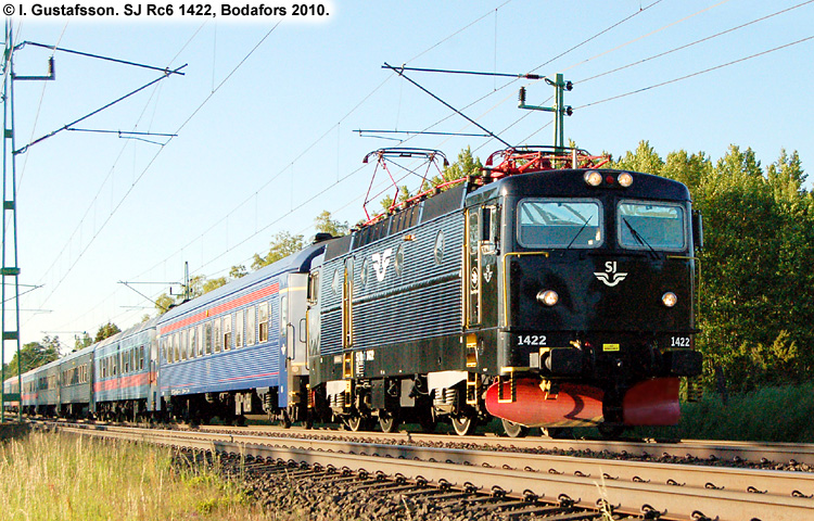SJ Rc6 1422