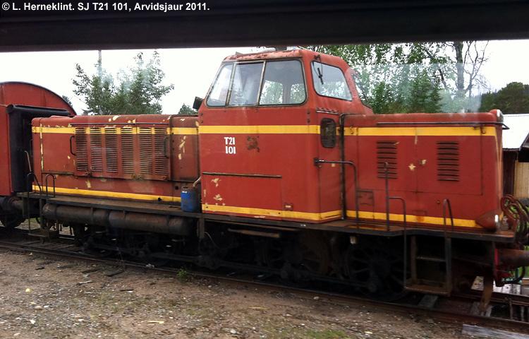 SJ T21 101