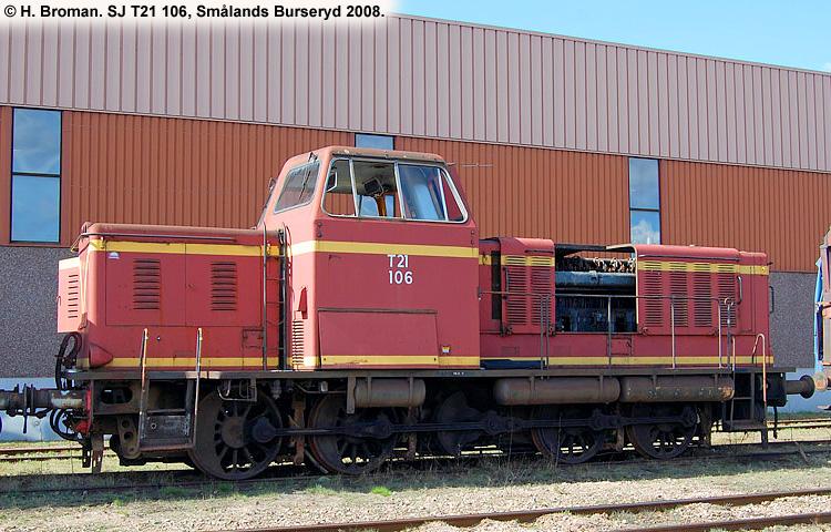 SJ T21 106