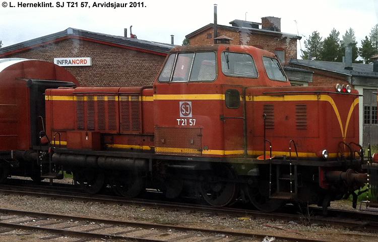 SJ T21 57