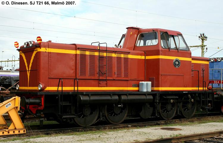 SJ T21 66