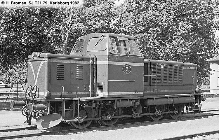 SJ T21 79