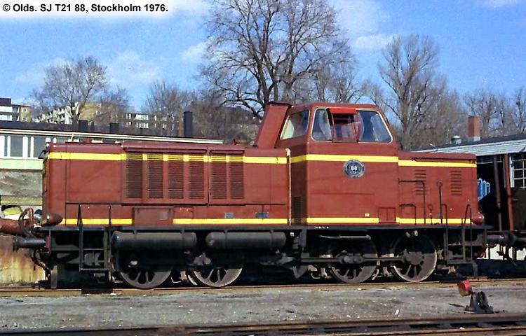 SJ T21 88