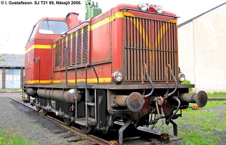 SJ T21 89