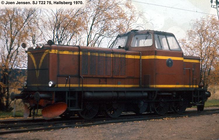 SJ T22 75