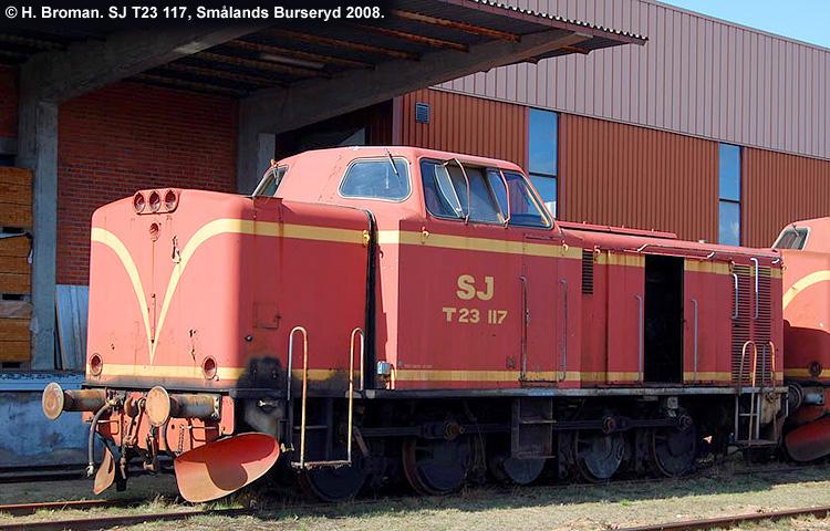 SJ T23 117