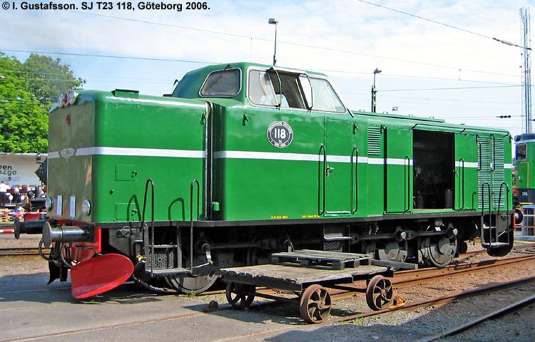 SJ T23 118