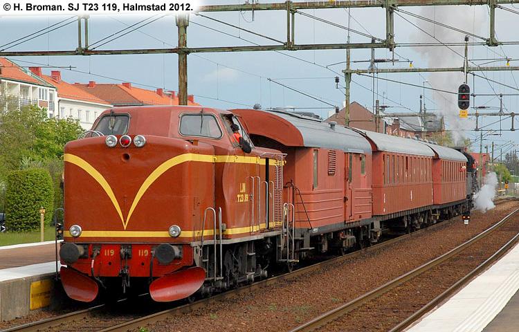 SJ T23 119