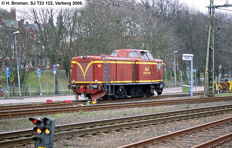 SJ T23 122