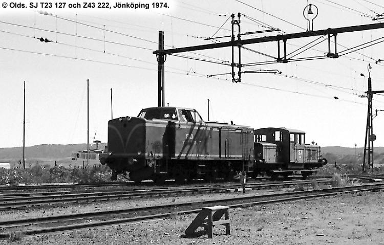 SJ T23 127