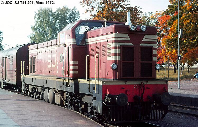 SJ T41 201