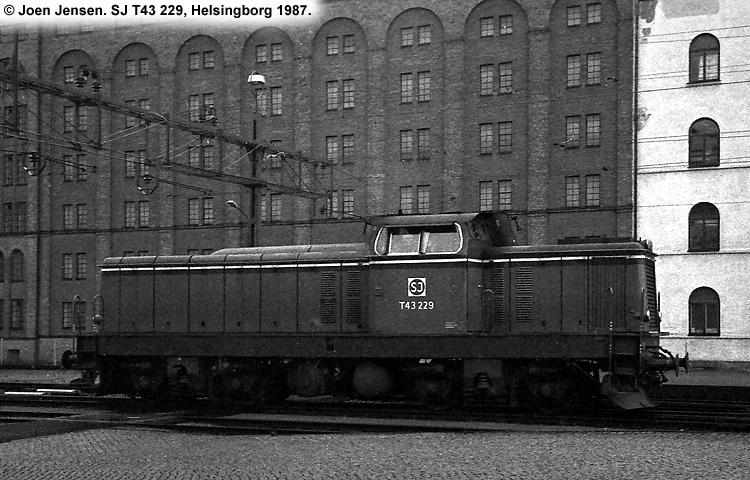 SJ T43 229