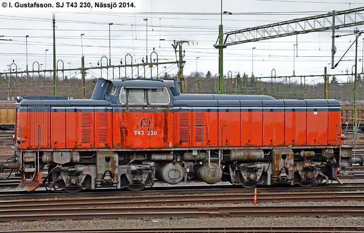 SJ T43 230