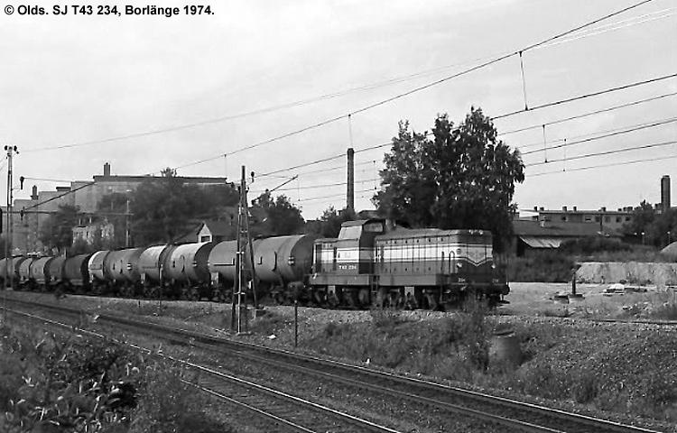 SJ T43 234
