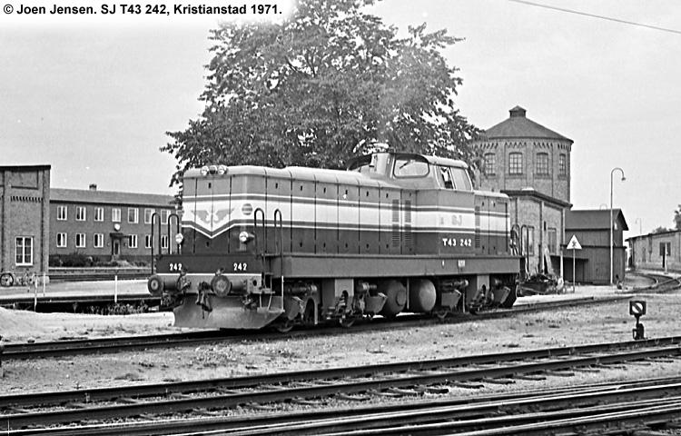 SJ T43 242