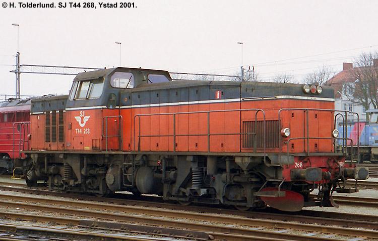 SJ T44 268