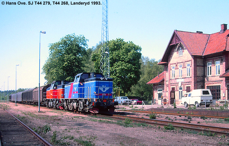 SJ T44 279