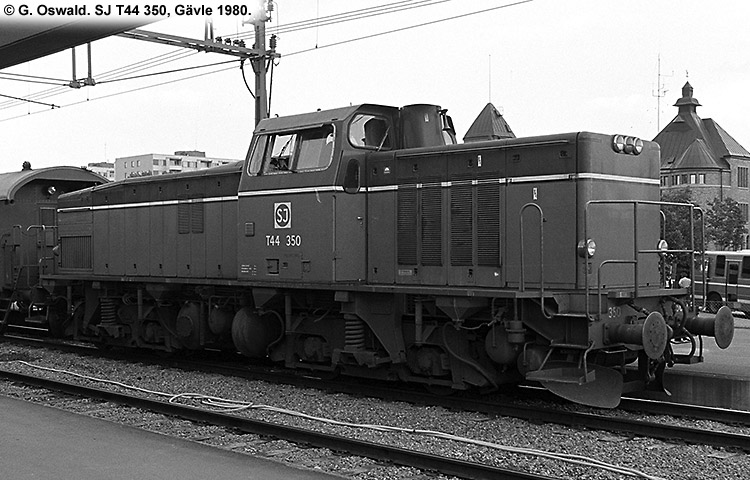 SJ T44 350
