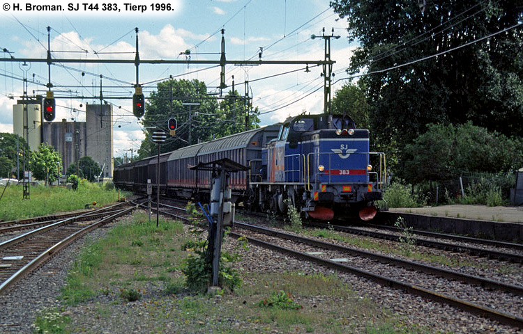 SJ T44 383