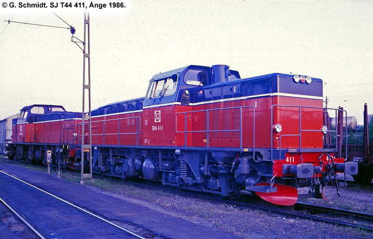 SJ T44 411
