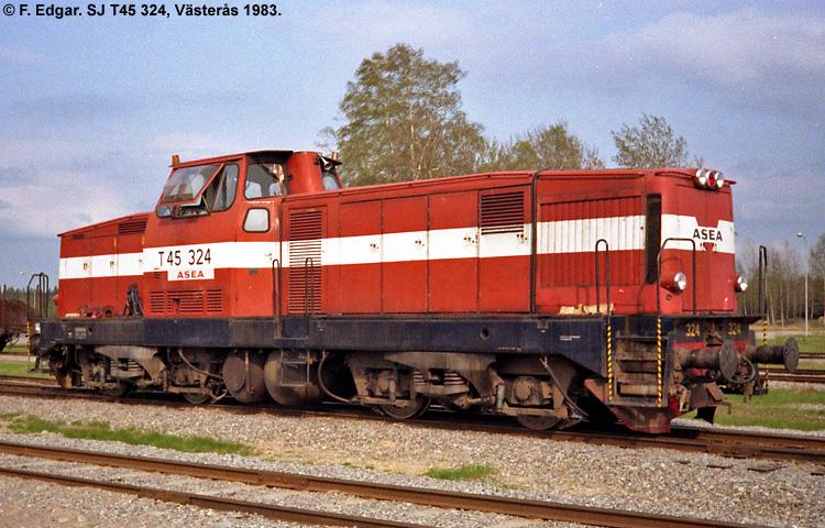 SJ T45 324