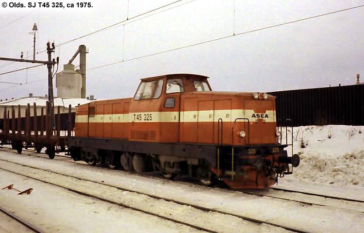 SJ T45 325