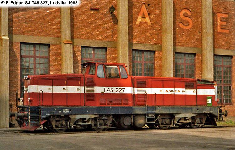SJ T45 327