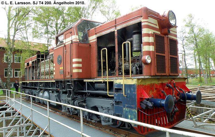 SJ T4 200