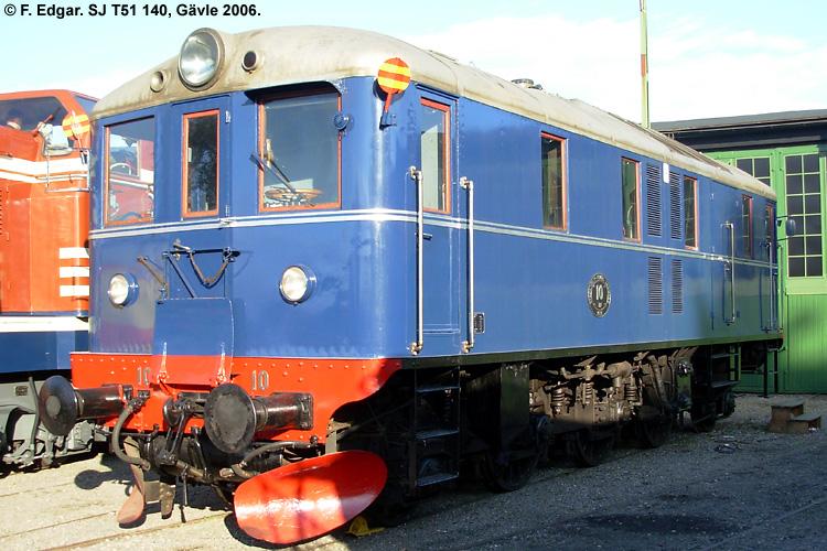 SJ T51 140