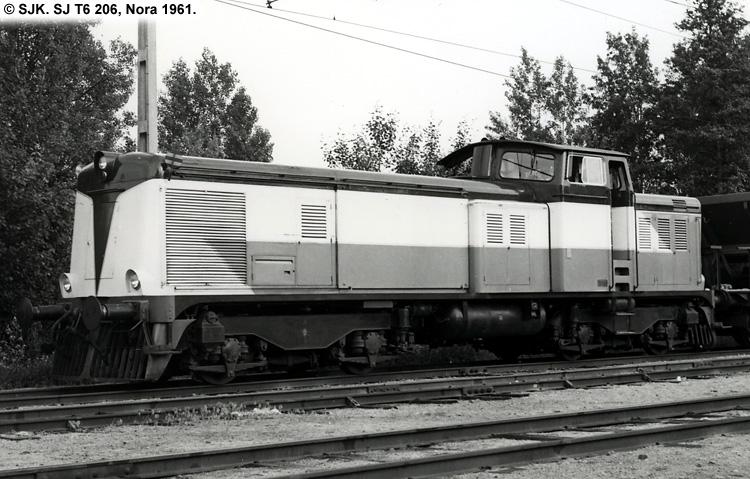 SJ T6 206
