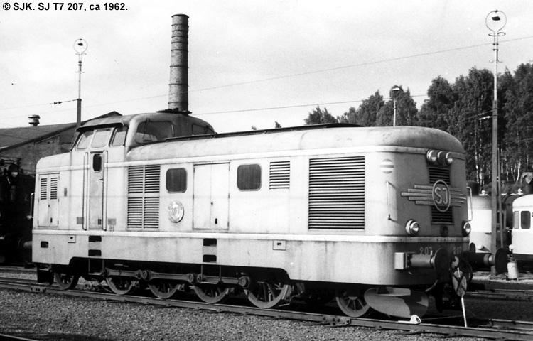 SJ T7 207