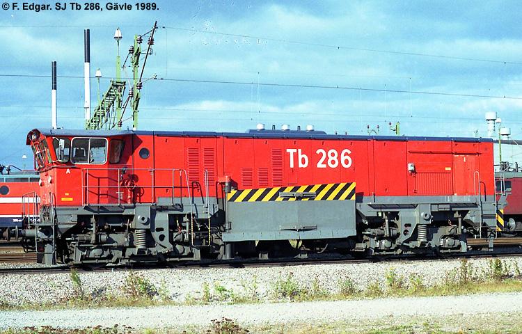 SJ Tb 286