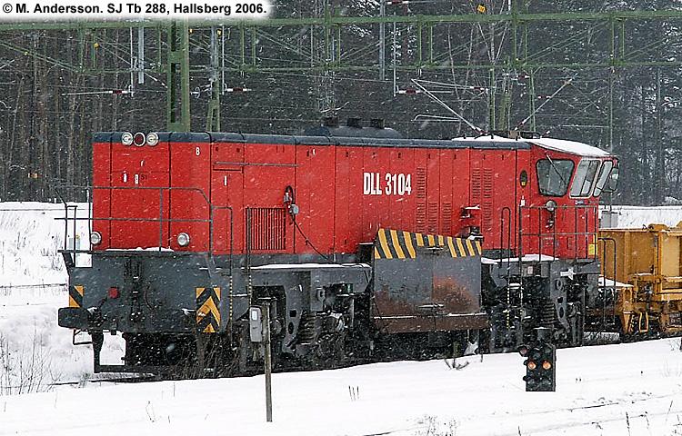 SJ Tb 288