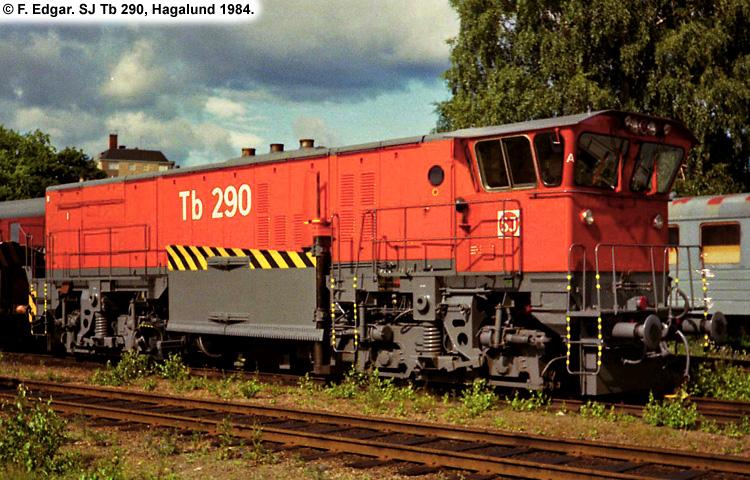 SJ Tb 290