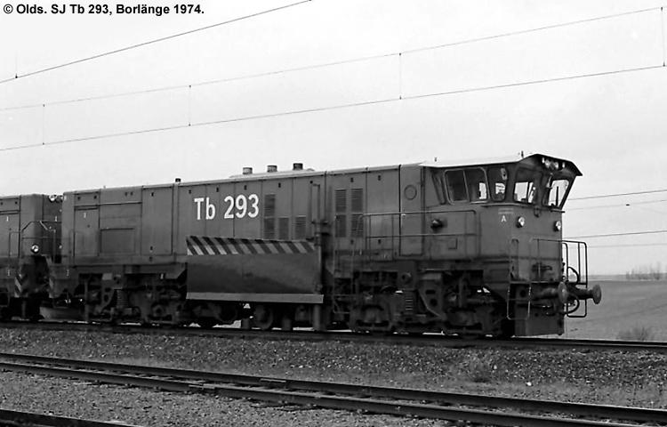 SJ Tb 293