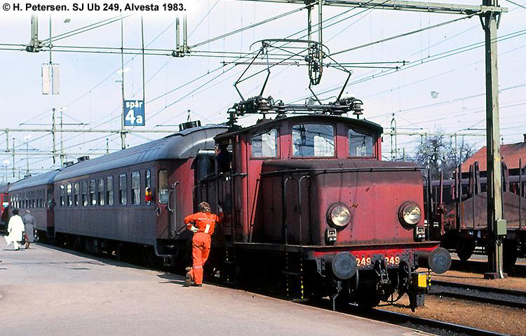 SJ Ub 249
