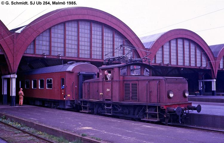 SJ Ub 254