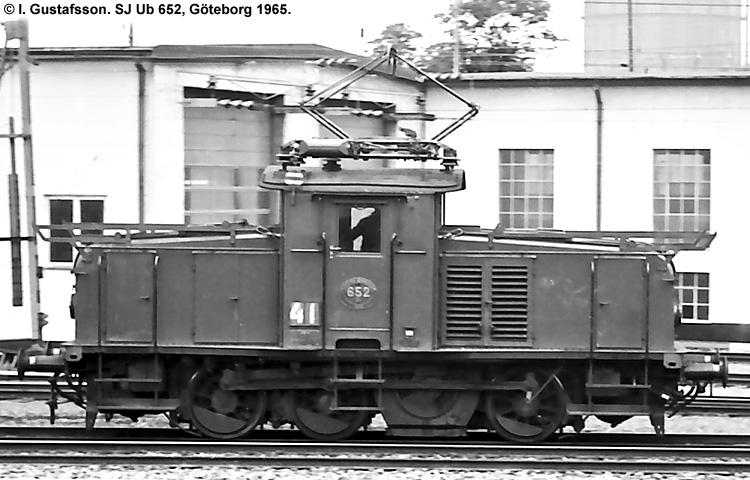 SJ Ub 652