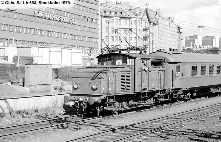 SJ Ub 693
