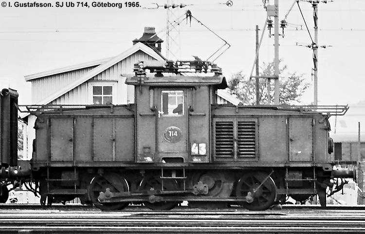 SJ Ub 714