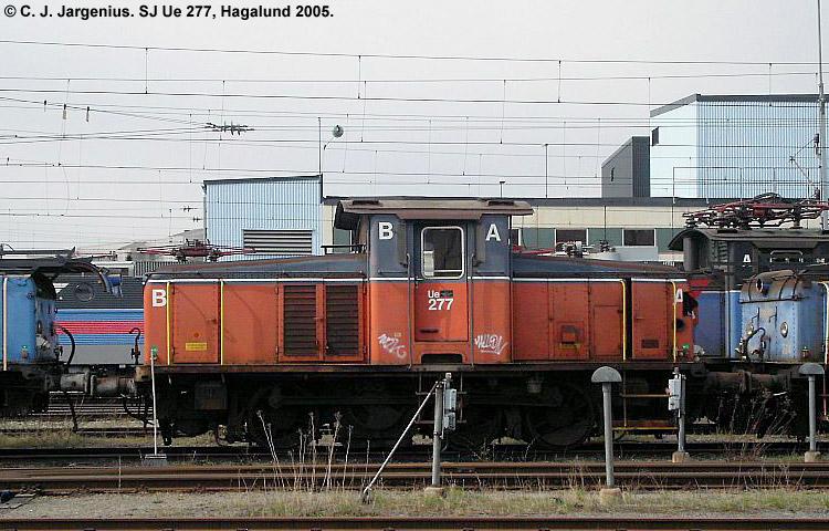SJ Ue 277