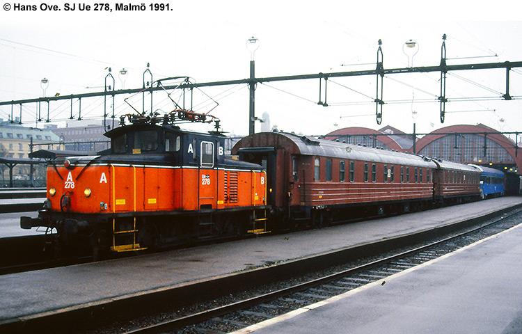 SJ Ue 278