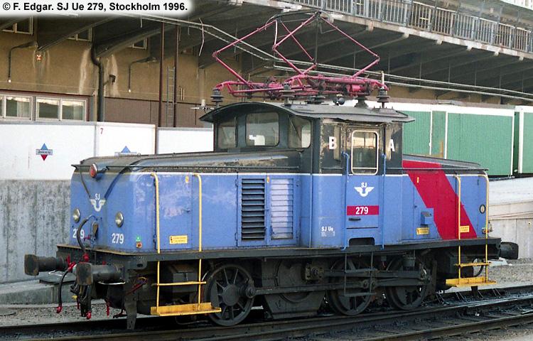 SJ Ue 279