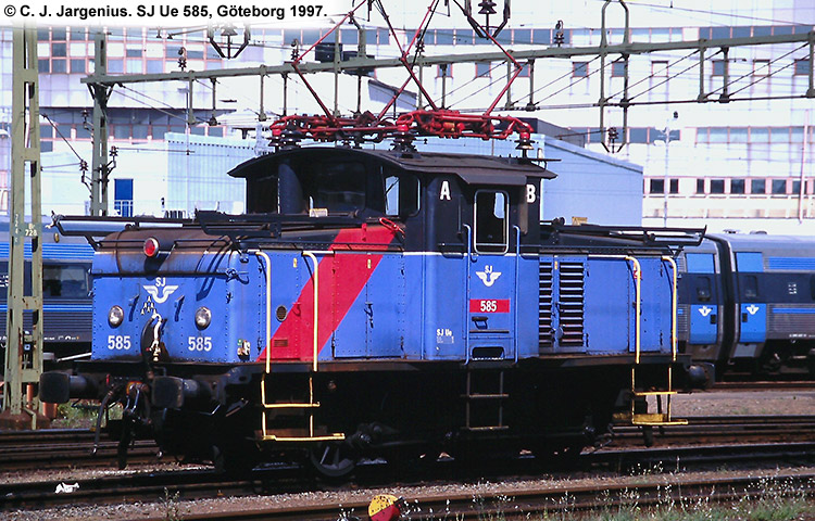 SJ Ue 585